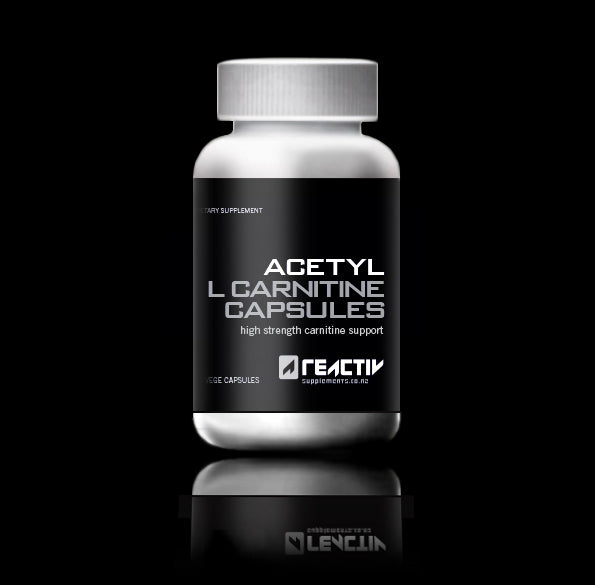 Acetyl L Carnitine Capsules New Zealand
