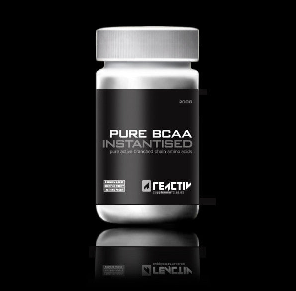 Pure BCAA Powder, Lean Muscle And Energy Support