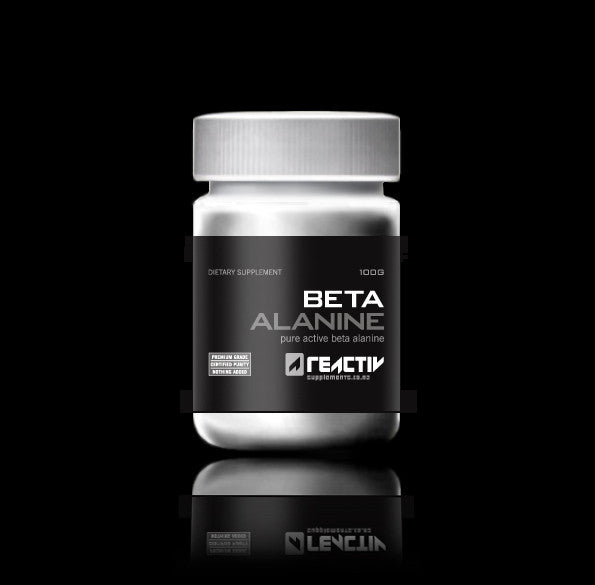 Beta Alanine for muscle endurance and strength