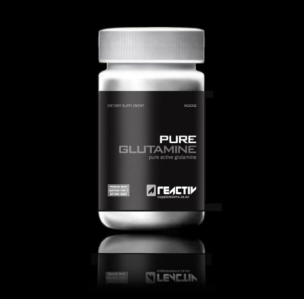 Pure Glutamine Powder For Exercise and Immunity Support