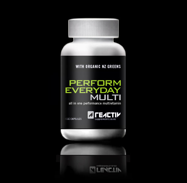 Perform Everyday Multivitamin Adaptogen Capsules