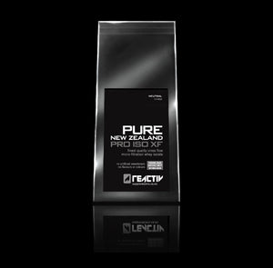 Pure New Zealand Pro Iso XF – Cross Flow Whey Isolate