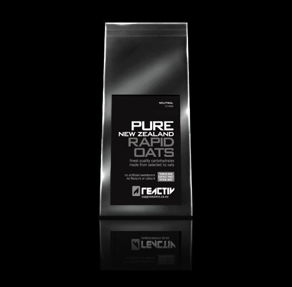 Pure New Zealand Oat Powder Supplement