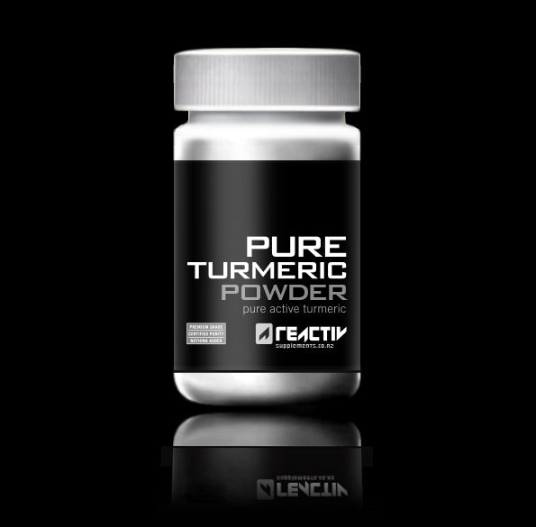 Pure High Curcumin Turmeric Powder