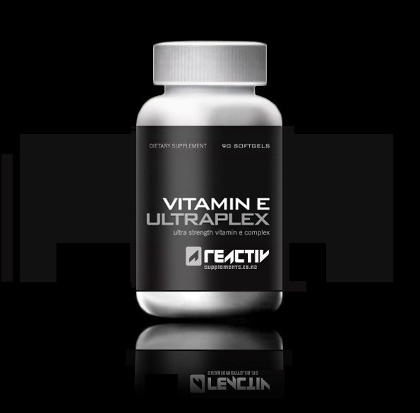 Vitamin E Ultraplex softgels
