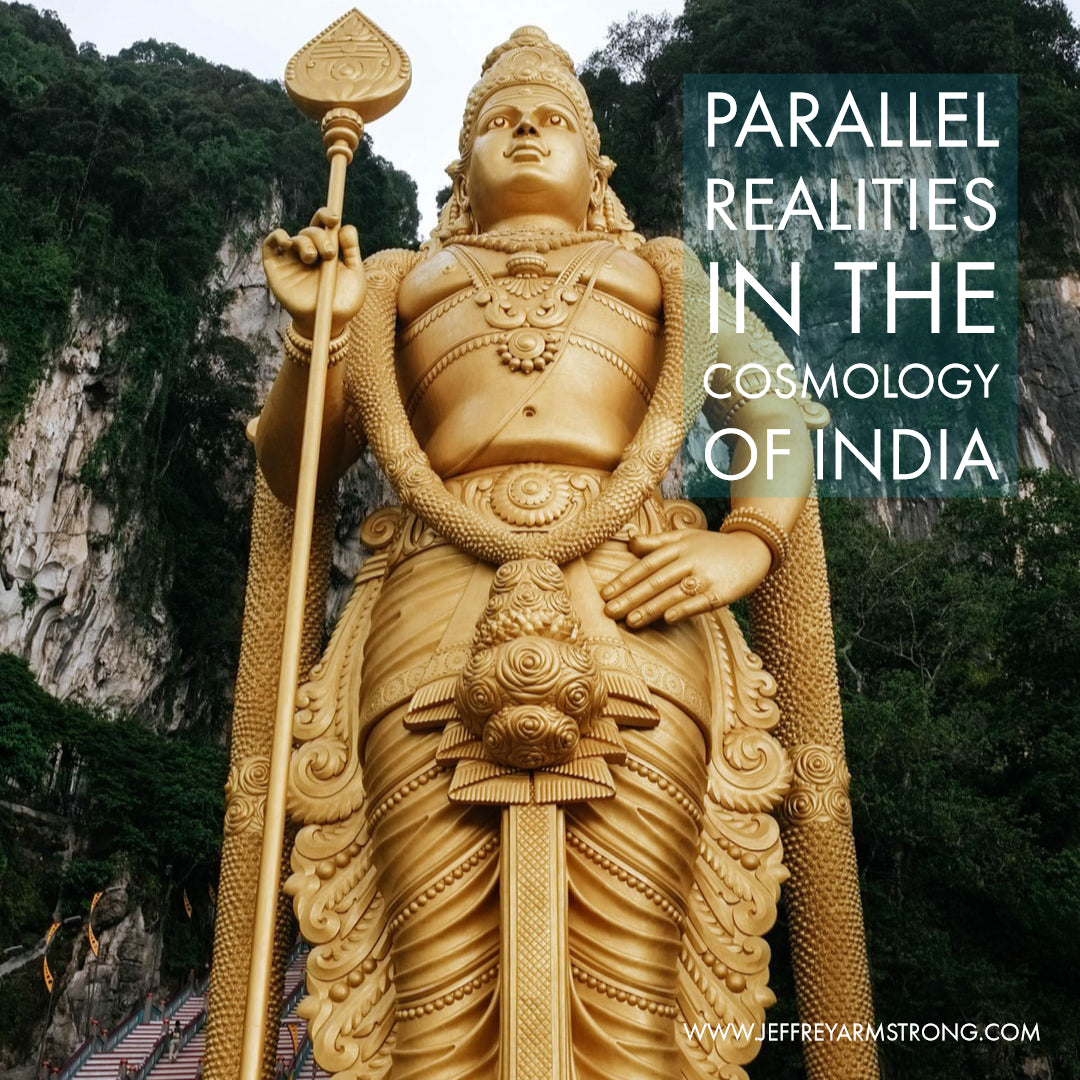 Parallel Realities in the Cosmology of India