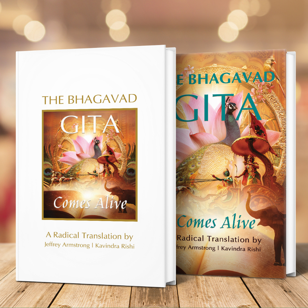 The Yoga of the Bhagavad Gita Comes Alive
