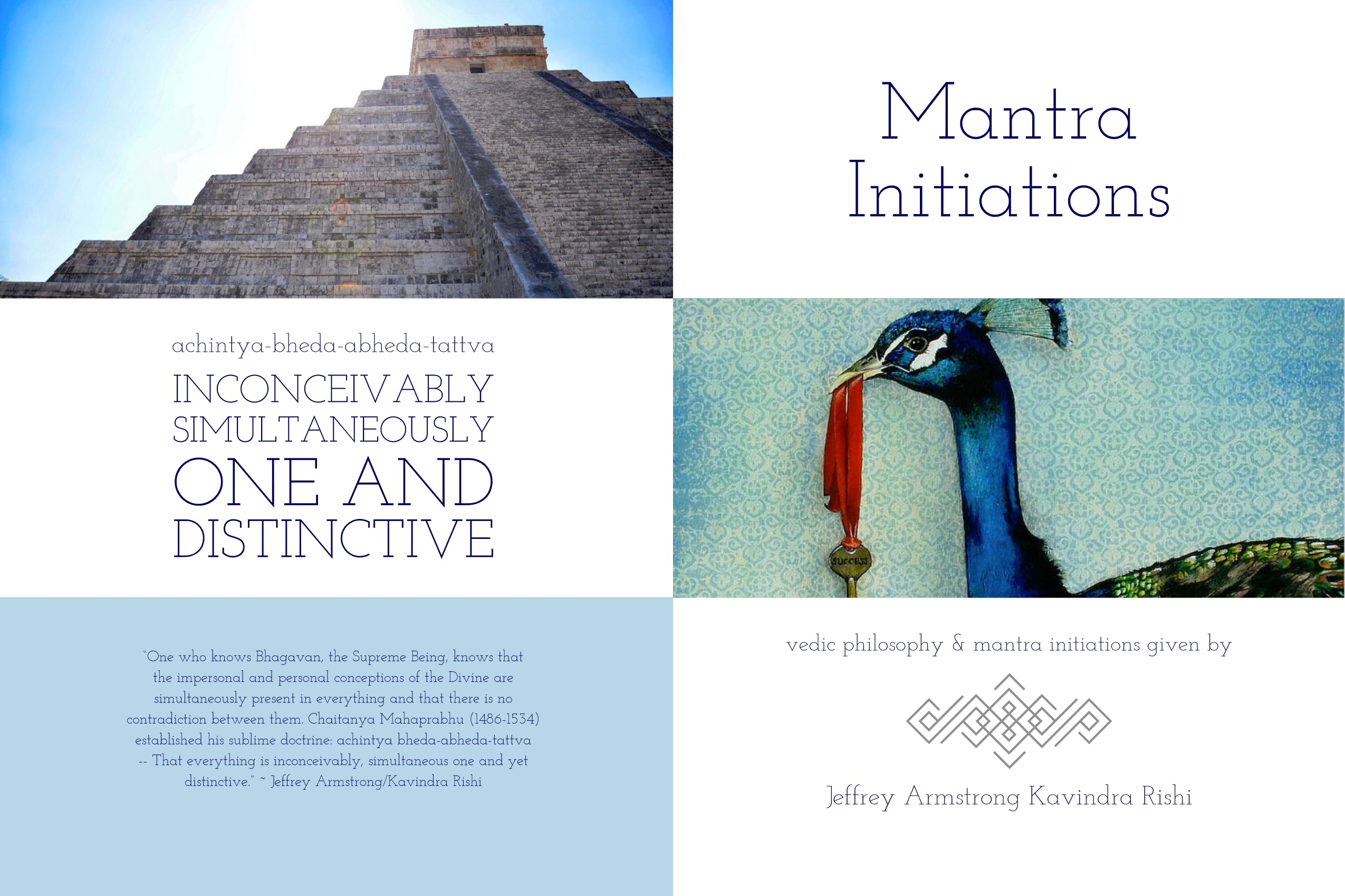 Mantra Initiations (booklet)