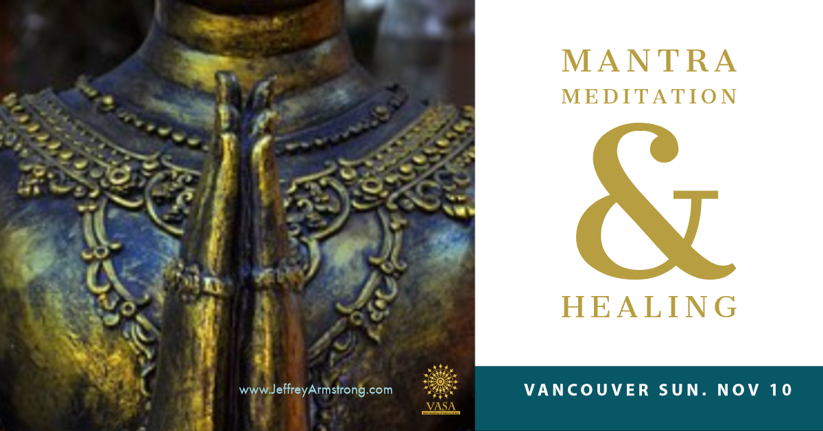 Healing with Meditation & Sound