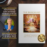 SPECIAL OFFER: 2 Week FREE Trial - Weekly Gita Comes Alive Study Program - Every Wed - Register at www.GitaComesAlive.com