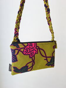 African Print Cross Body Bag | Choose Your Print