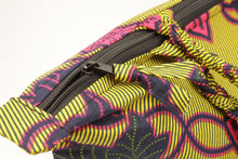 Load image into Gallery viewer, African Print Handbag with Braided Handles | Choose Your Print