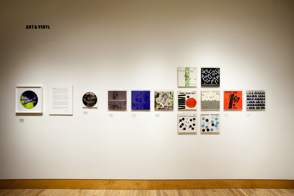 Art & Vinyl at Fraenkel Gallery, San Francisco