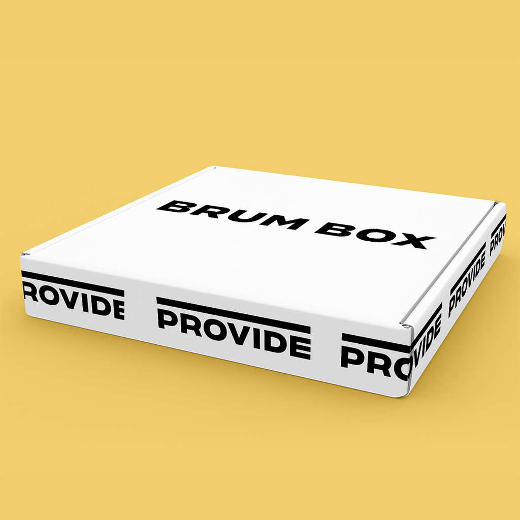 Introducing Brum Box