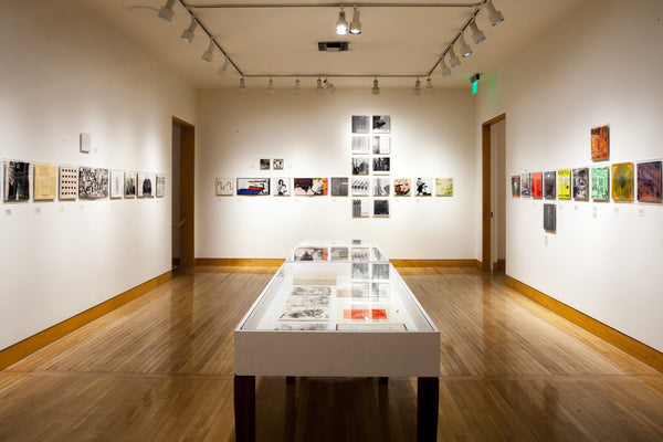Art & Vinyl exhibition San Francisco