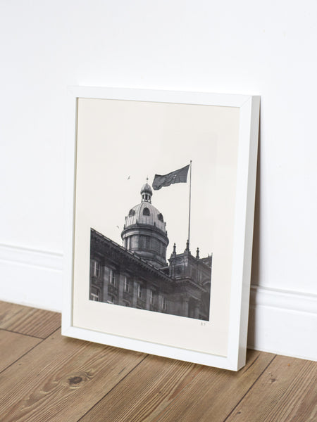 Curtis McNally Birmingham Council House Photograph