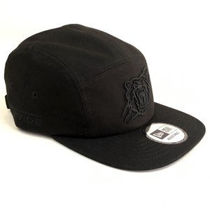 Provide x Birmingham Bears: Blackout 5 Panel Cap