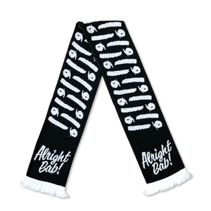 Alright Bab Scarf - Black