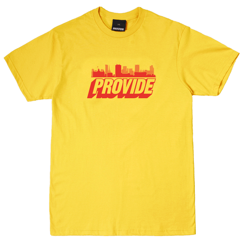First Rate Tee (Yellow)