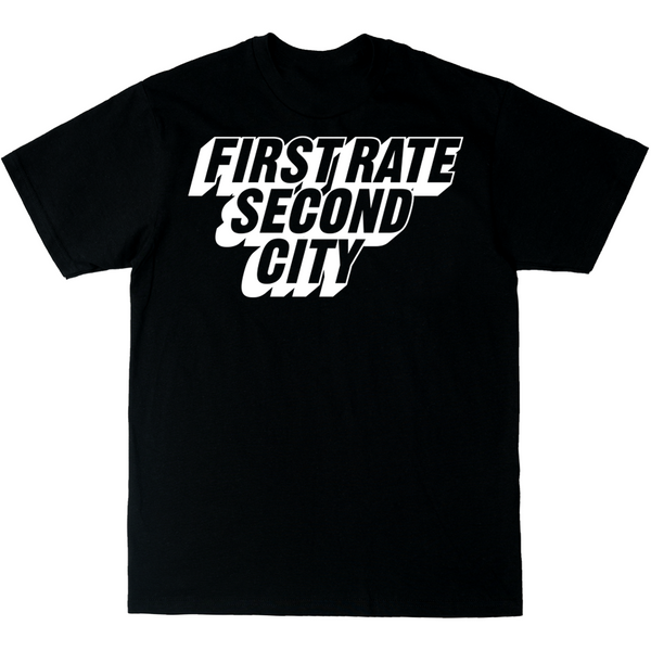 First Rate Tee (Black)