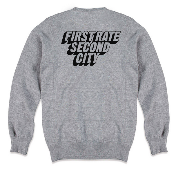 First Rate Crewneck