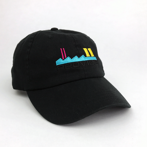 Factory Unstructured Cap (Black)