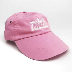 First Rate Unstructured Cap (Pink)