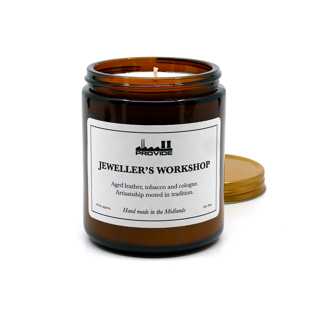 Jeweller's Workshop Candle