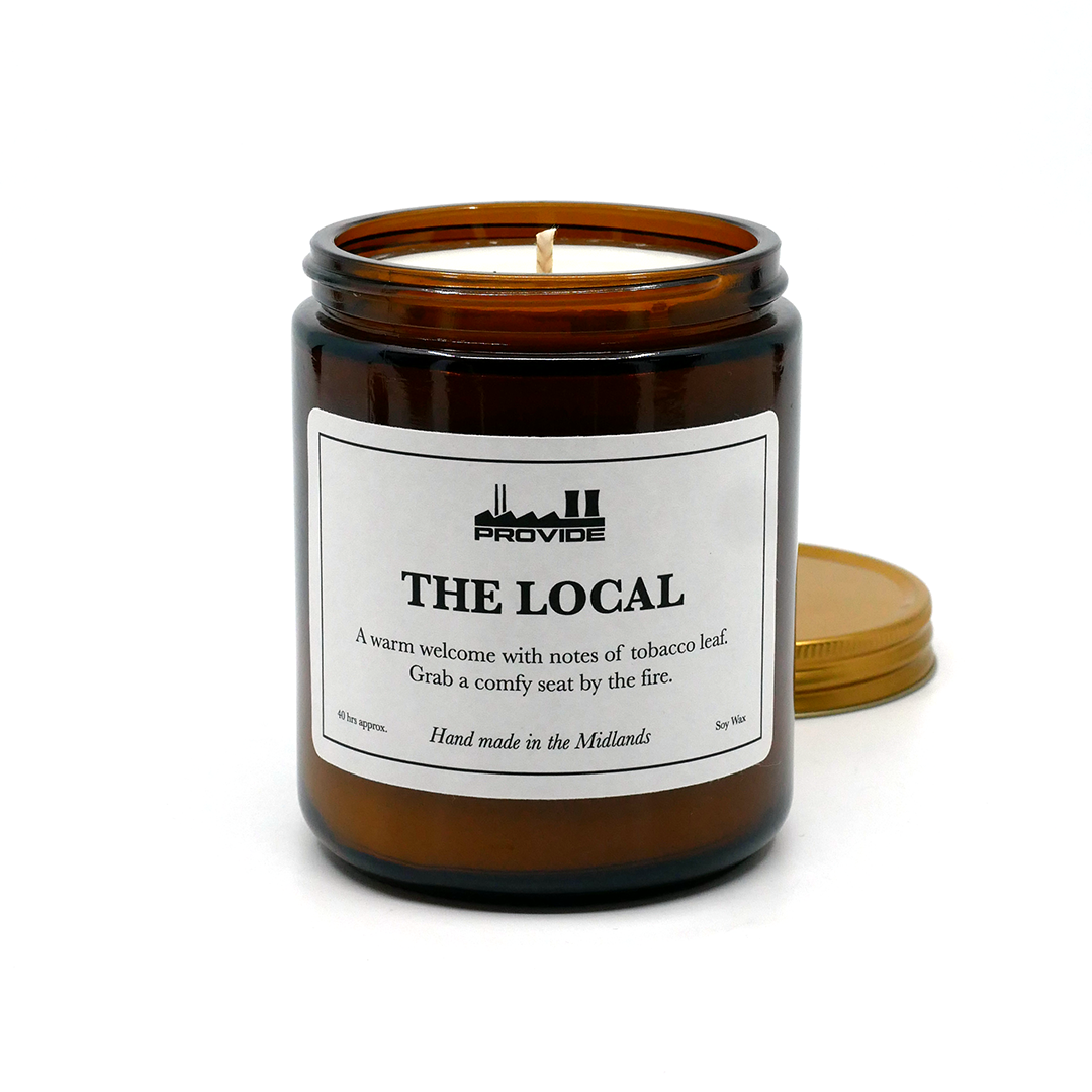 The Local Candle