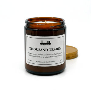 Thousand Trades Candle