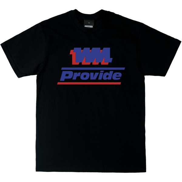 WM Provide Tee (Black)