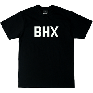 BHX T-shirt black Provide