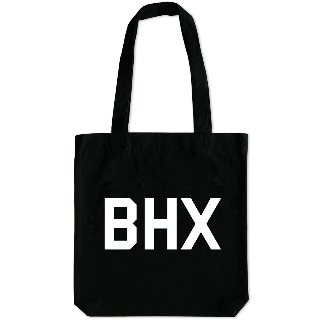 BHX Tote Bag (Black)