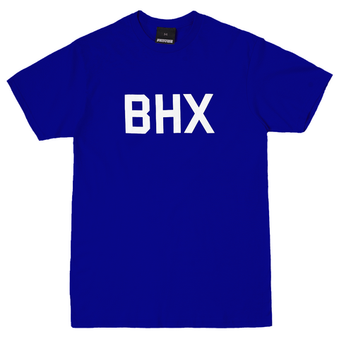 BHX Tee (Royal Blue)