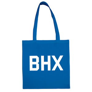 BHX Tote Bag (Royal Blue)