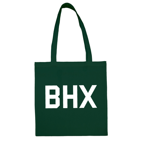 BHX Tote Bag (Forest Green)