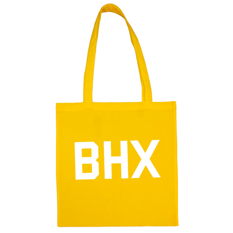 BHX Tote Bag (Yellow)