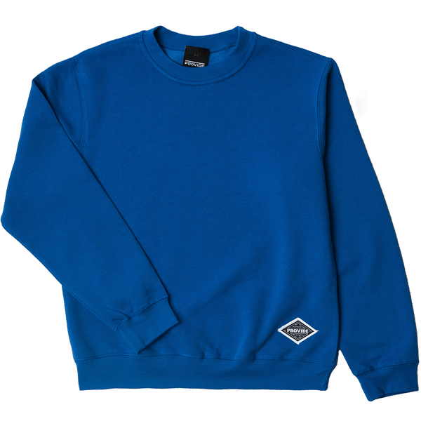 Diamond Daily Sweatshirt (Royal Blue)