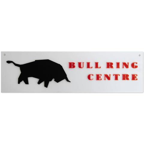 Bull Ring Centre Sign