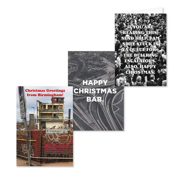 Christmas Cards Mixed Pack