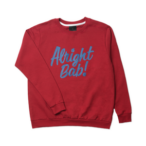 Alright Bab Crewneck (Women's Fit)