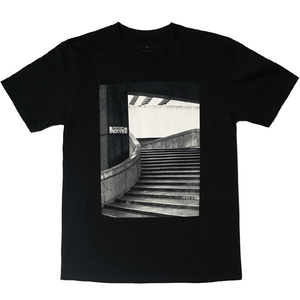 Paradise Place Tee by Curtis McNally