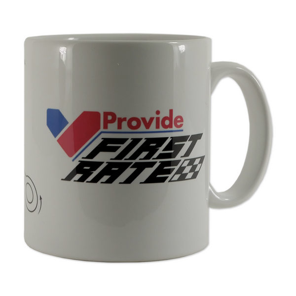 Superprix Circuit Mug