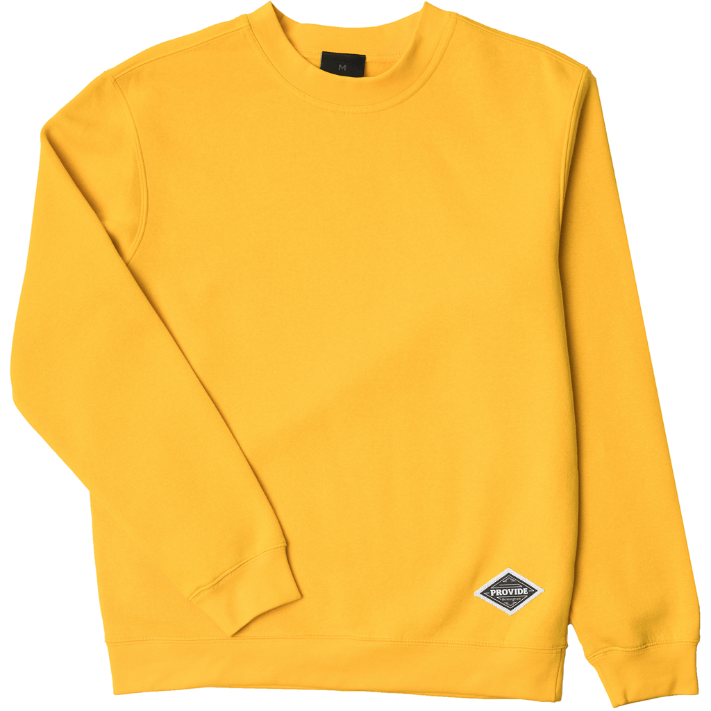 Diamond Daily Sweatshirt (Yellow)