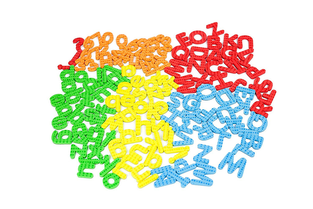 Yoyoboko Magnetic Letters Numbers and Punctuation