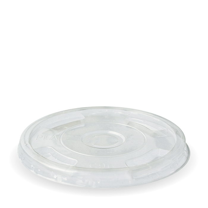 300-700ml Clear Flat Lid - 1000pcs