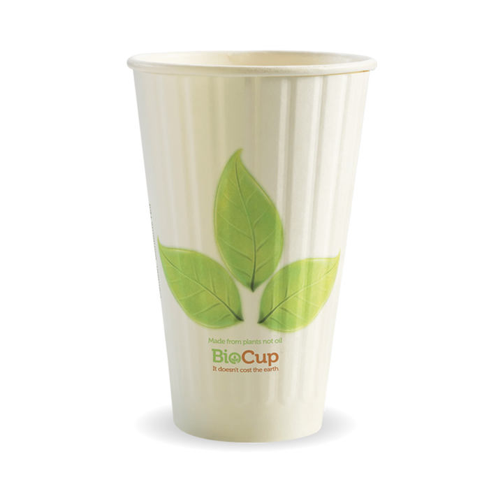 16oz Leaf BioCup - Double Wall - 600Cups