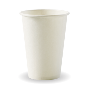10oz White BioCup - 1000 Cups