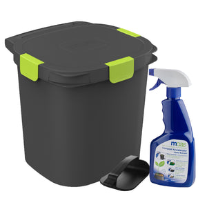 Maze 14lt Indoor Composter – Airtight Bokashi Bin- Pre Order mid May