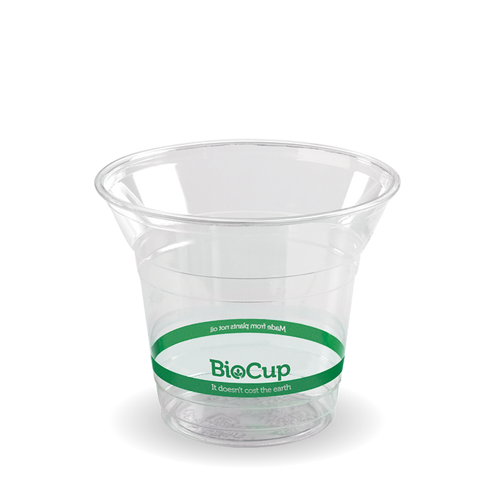 300ml Clear BioCup - Bulk Buy- 1000pcs